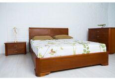 Кровать Ассоль с подъемным механизмом 140*200 см массив бука
