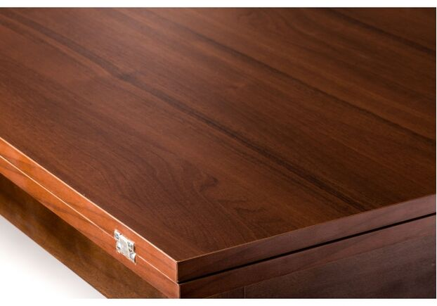 Стол обеденный Нордик СО-257 орех 60(120)*80 см - Фото №2