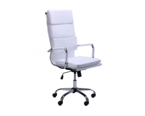 Кресло Slim FX HB (XH-630A) белый - Фото №1