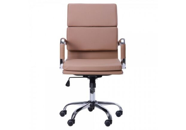 Кресло Slim FX LB (XH-630B) беж - Фото №2