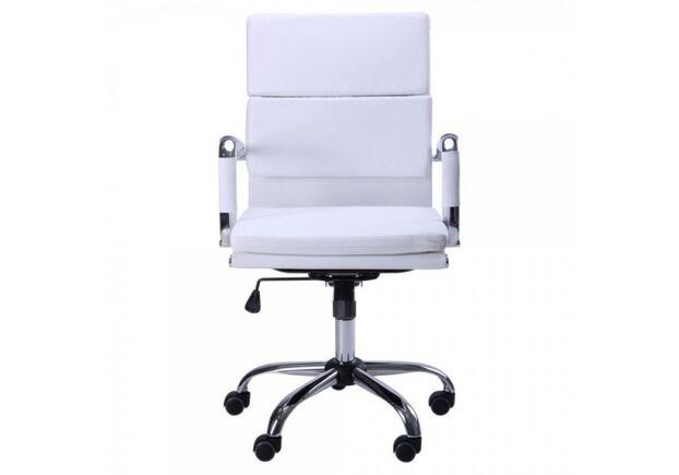 Кресло Slim FX LB (XH-630B) белый - Фото №2