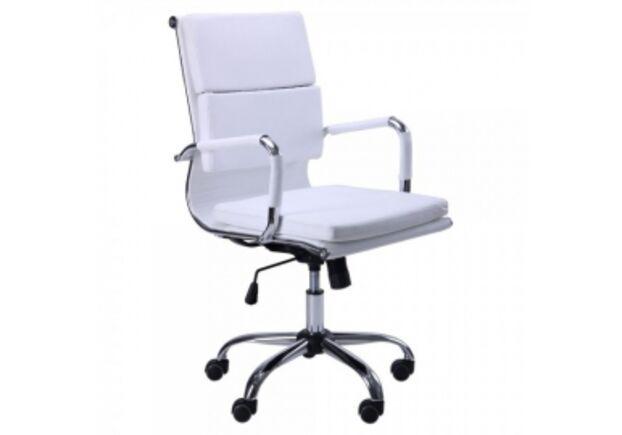 Кресло Slim FX LB (XH-630B) белый - Фото №1