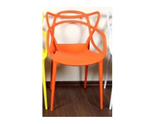 Стул пластиковый Viti оранж - Фото №1
