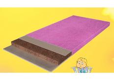 Детский матрас Herbalis Kids Cocos Comfort  60x120см высота 7 см