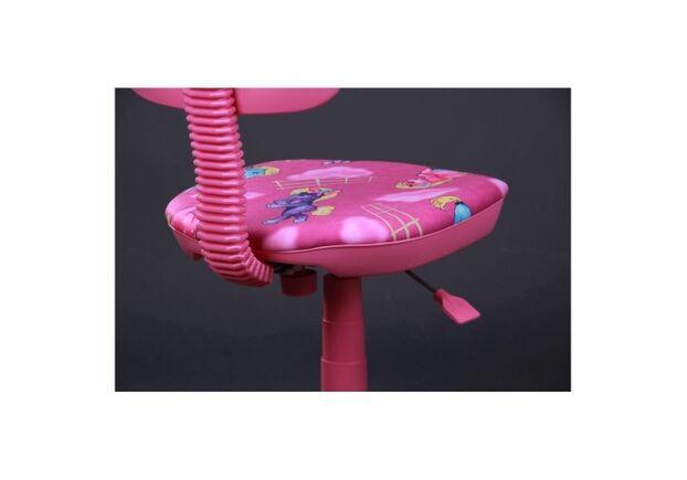 Кресло Свити корпус сиреневый Пони розовые - Фото №2