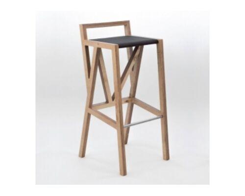 Высокий барный стул Bar chair No.1  - Фото №1