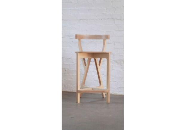 Барный стул Bar chair No.2s со съемными подушками - Фото №1