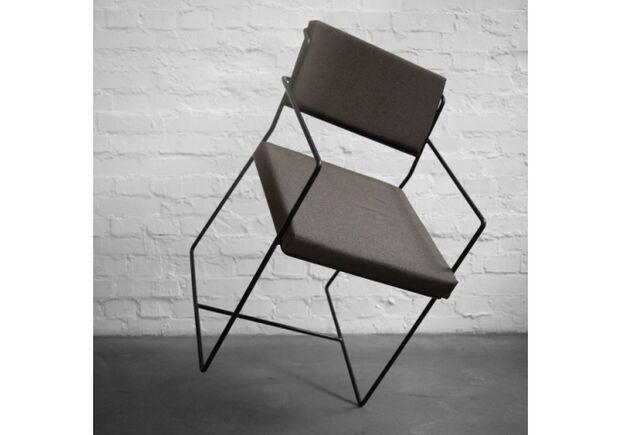 Стул металлический со съемными подушками Chair №4  - Фото №2