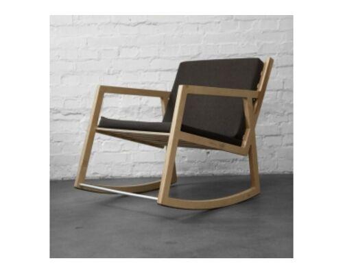 Кресло -качалка Rocking chair No.1 со съемными подушками - Фото №1
