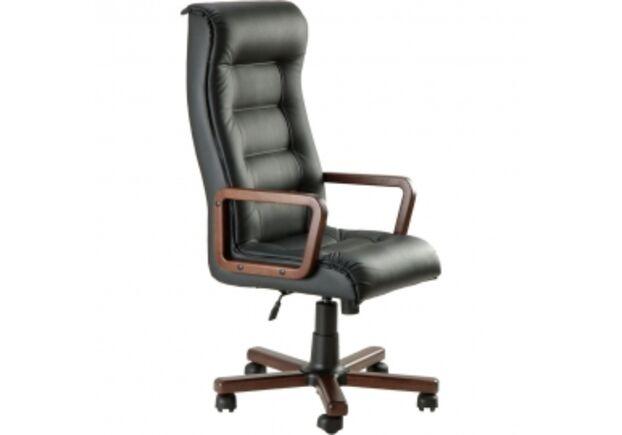 Кресло Роял Вуд Royal wood (механизм Tilt, искусственная кожа Неаполь) - Фото №1