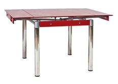 Стол раскладной GD-082 красный