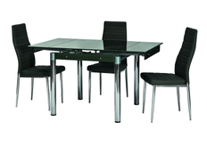 Стол раскладной GD-082 черный