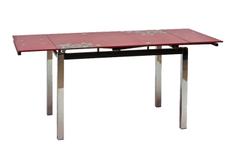 Стол раскладной GD-017 красный
