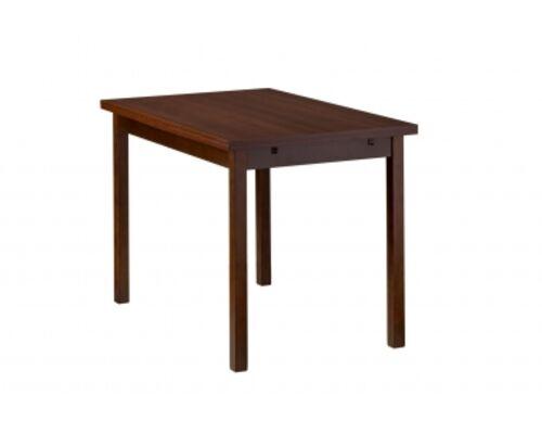 Стол обеденный Жанет 2 орех 110(147/184)*70 см - Фото №1