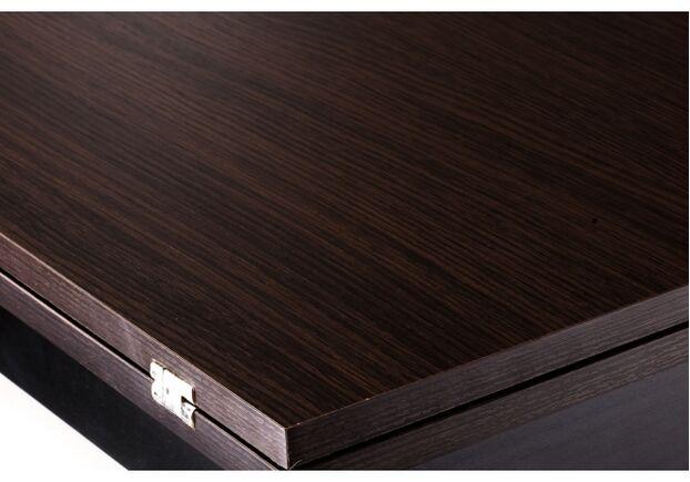 Стол обеденный Нордик СО-257 венге 60(120)*80 см - Фото №2
