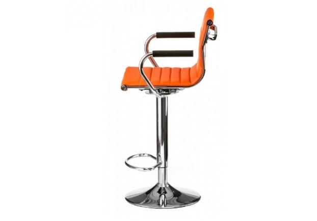 Кресло барное Bar orange plate - Фото №2