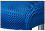 Кресло Special4You Marin Blue синее - Фото №3
