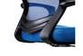 Кресло Special4You Marin Blue синее - Фото №2