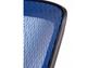 Кресло Special4You Marin Blue синее - Фото №4