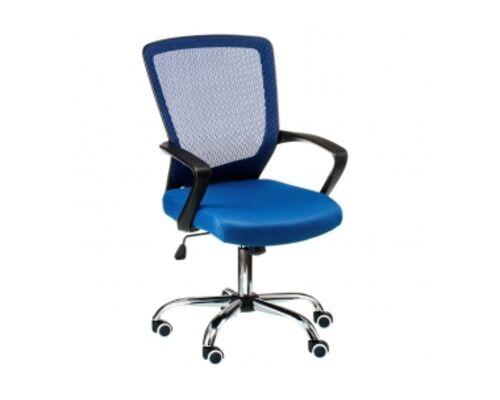 Кресло Special4You Marin Blue синее - Фото №1