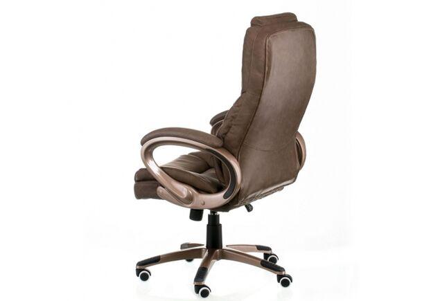 Офисное кресло для руководителя Special4You Bayron Taupe - Фото №2