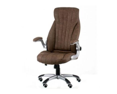 Офисное кресло для руководителя Special4You Conor brown - Фото №1