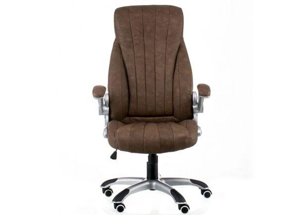 Офисное кресло для руководителя Special4You Conor brown - Фото №2