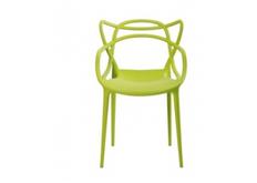 Стул пластиковый Viti светло-зеленый