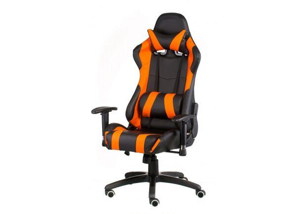Кресло офисное SPECIAL4YOU ExtremeRace black/orange - Фото №2