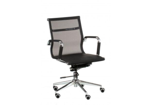 Кресло офисное SPECIAL4YOU Solano 3 mesh black - Фото №1
