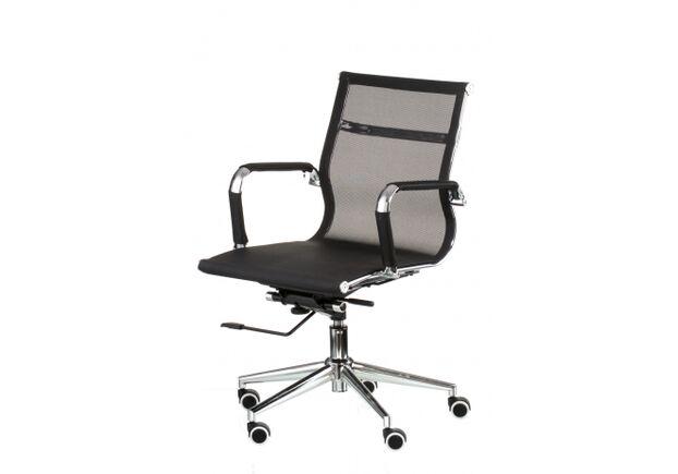 Кресло офисное SPECIAL4YOU Solano 3 mesh black - Фото №2