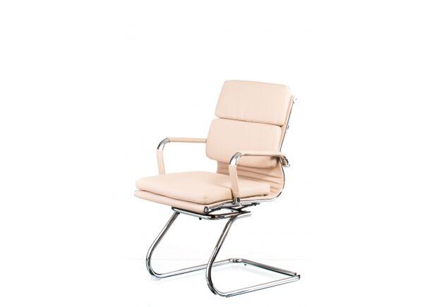 Кресло офисное SPECIAL4YOU Solano 3 conference beige - Фото №2