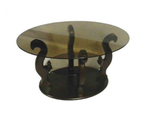 """Журнальный стеклянный стол """"Шарм"""" 1100*700*500 стекло тонированное - Фото №1"""