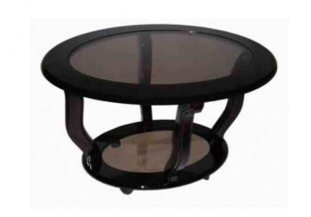 """Журнальный стеклянный стол """"Дуэт"""" 850*650*500 стекло тонированное - Фото №1"""