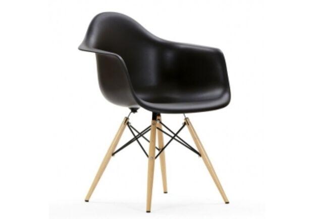 Кресло Тауэр вуд чёрное - Фото №1