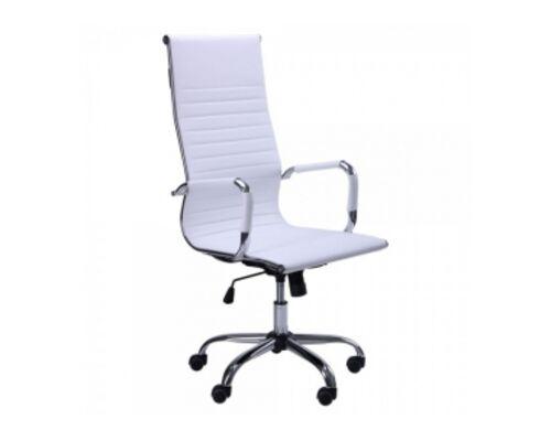 Кресло Slim HB (XH-632) белый - Фото №1