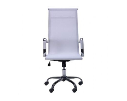 Кресло Slim Net HB (XH-633) белый - Фото №1