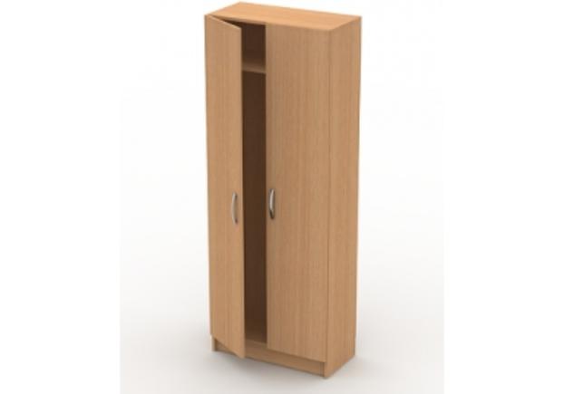 МГ-912 Шкаф для одежды (806х580х2196мм) вишня - Фото №1