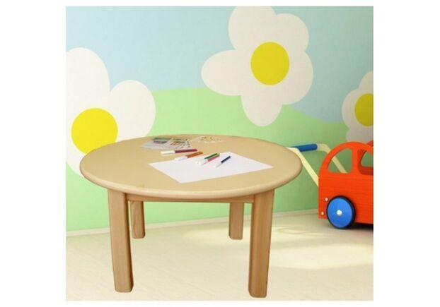Детский столик круглый  - Фото №2