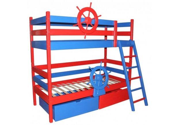 Двухъярусная кровать-трансформер «Париж» - Фото №2
