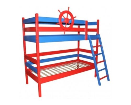 Двухъярусная кровать-трансформер «Париж» - Фото №1