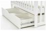 Детская кроватка Соня ЛД13 цвет белый маятник с ящиком - Фото №4