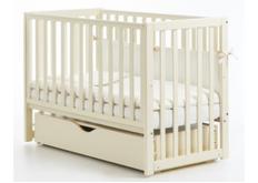 Детская кроватка Соня ЛД-13 цвет слоновая кость