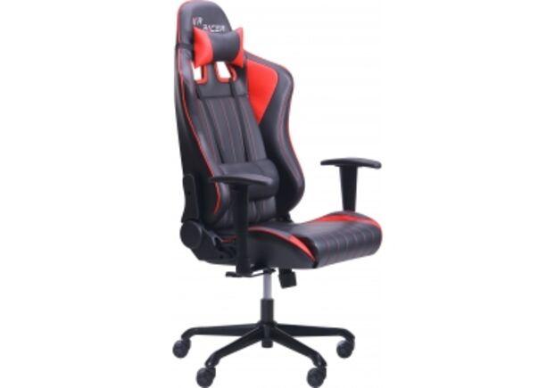 Кресло VR Racer Shepard BN-W0107B черный/красный - Фото №1