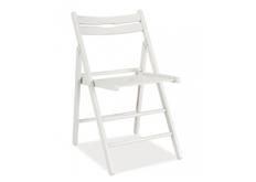 фото стул складной белый