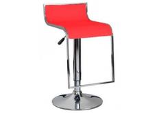 Барный стул Ж8 красный