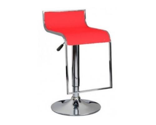 Барный стул Ж8 красный - Фото №1