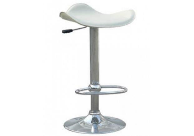 Барный стул Ж3 белый - Фото №1