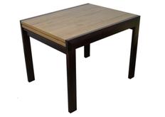 Стол кухонный раскладной Трембита СК №9  размер 100 (200)*81,5*h76 см