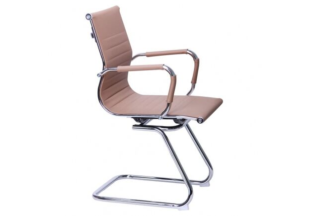 Кресло Slim CF (XH-632C) бежевый - Фото №2